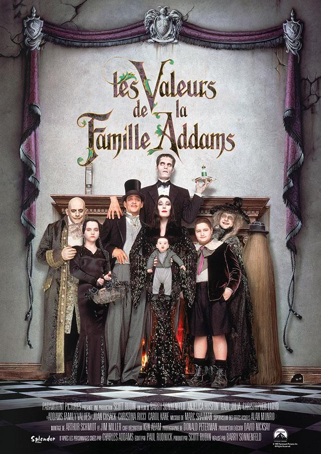 Les Valeurs de la famille Addams (Barry Sonnenfeld, 1993)