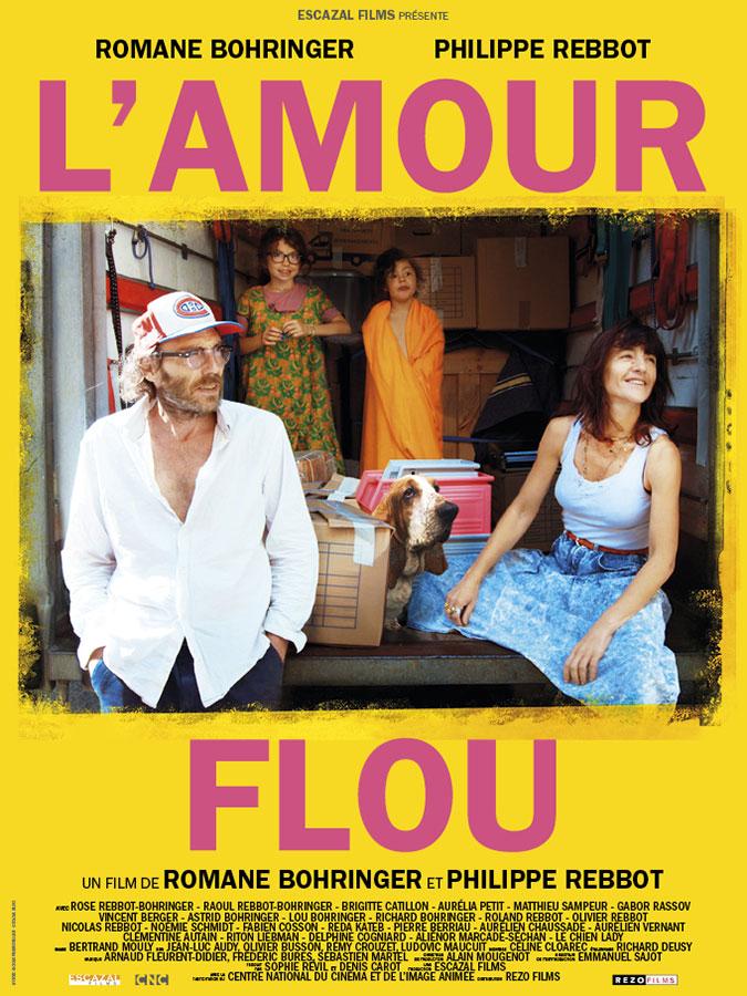 L'Amour flou (Romane Bohringer et Philippe Rebbot, 2018)
