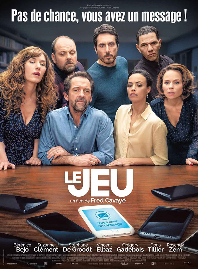 Le Jeu (Fred Cavayé, 2018)