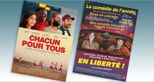sorties Comédie du 31 octobre 2018 : Chacun pour tous, En liberté !