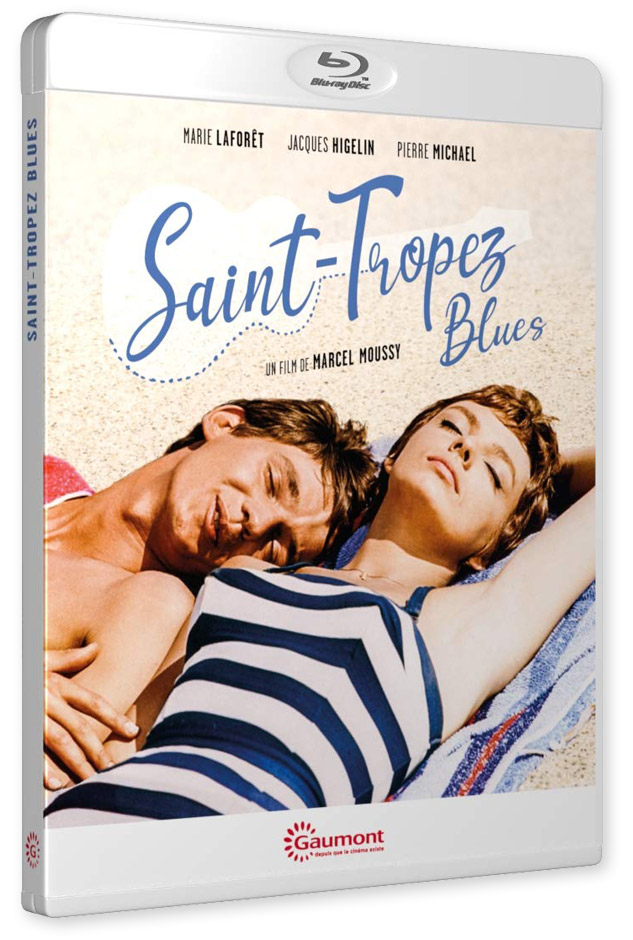 Saint-Tropez Blues (1961) de Marcel Moussy - Blu-ray