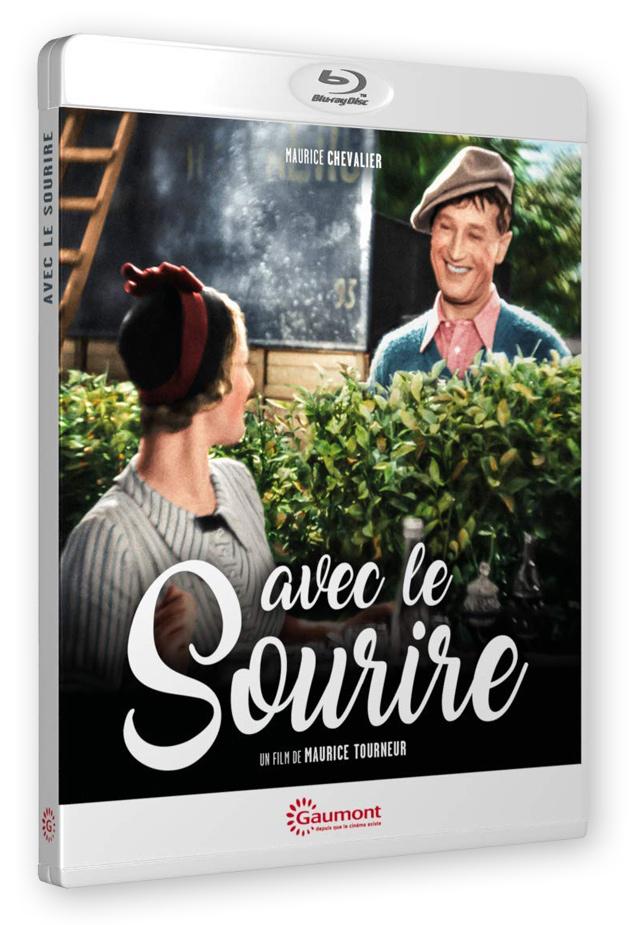 Avec le sourire (Maurice Tourneur, 1936) - Blu-ray
