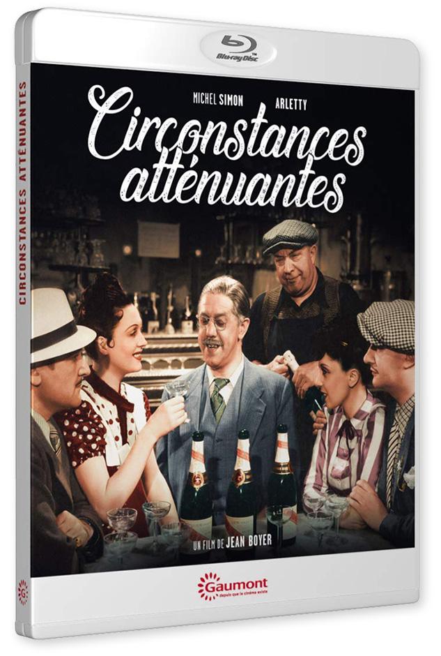 Circonstances atténuantes (Jean Boyer, 1939) - Blu-ray