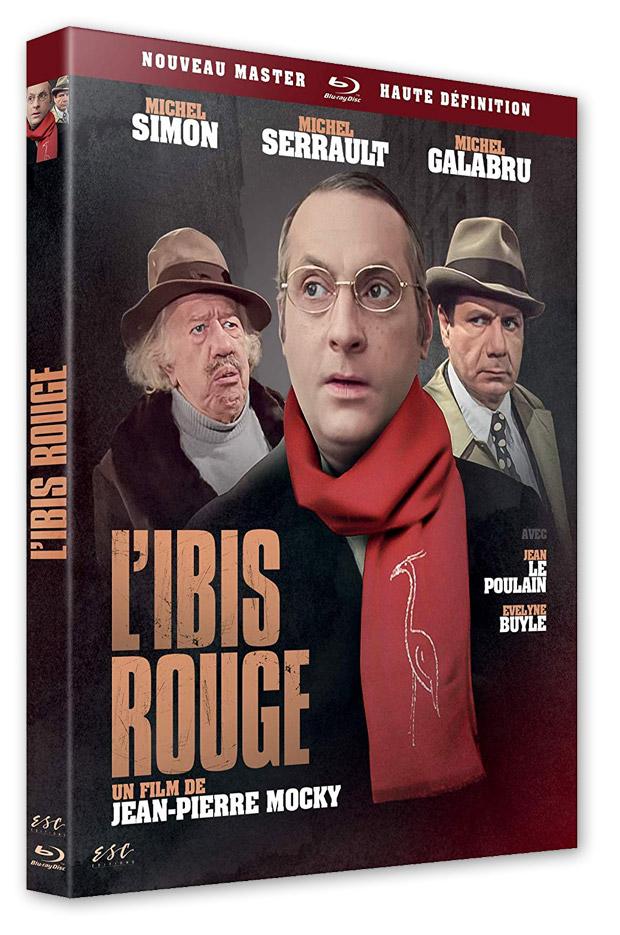 L'Ibis rouge (Jean-Pierre Mocky, 1975) - DVD/Blu-ray
