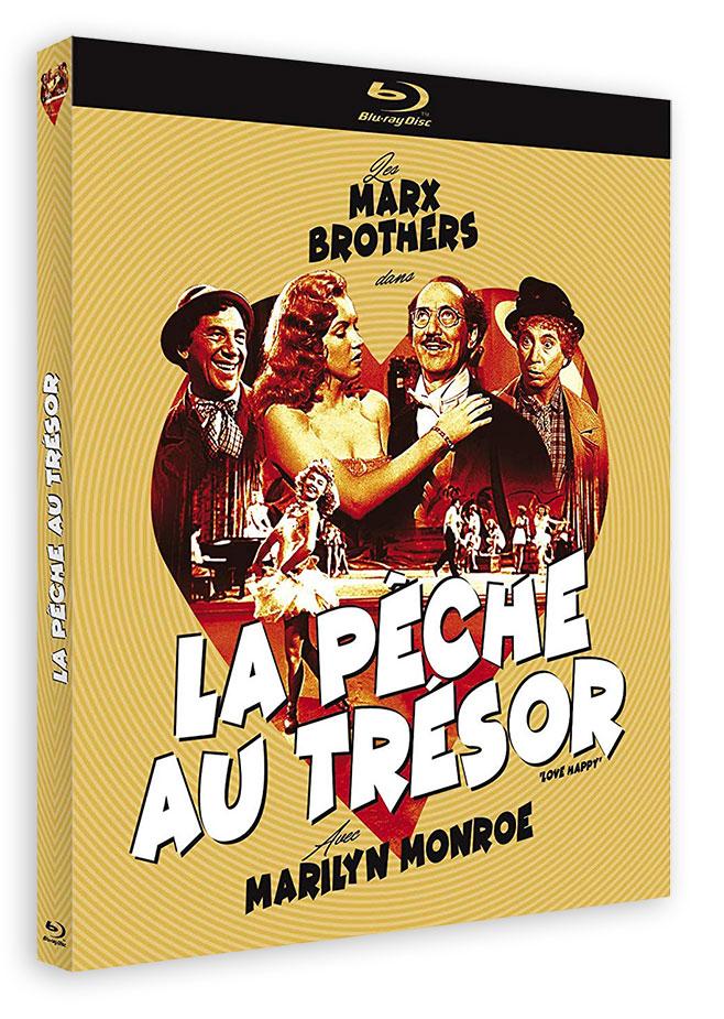 La Pêche au trésor (David Miller, 1949) - Blu-ray