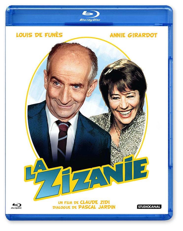 La Zizanie (Claude Zidi, 1978) - Blu-ray