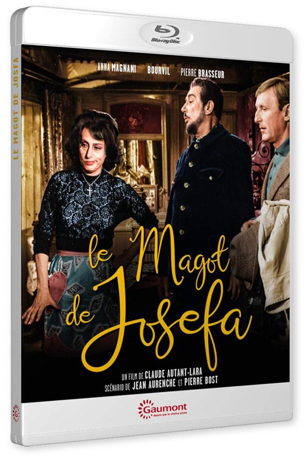 Le Magot de Josefa (1963) de Claude Autant-Lara - Blu-ray