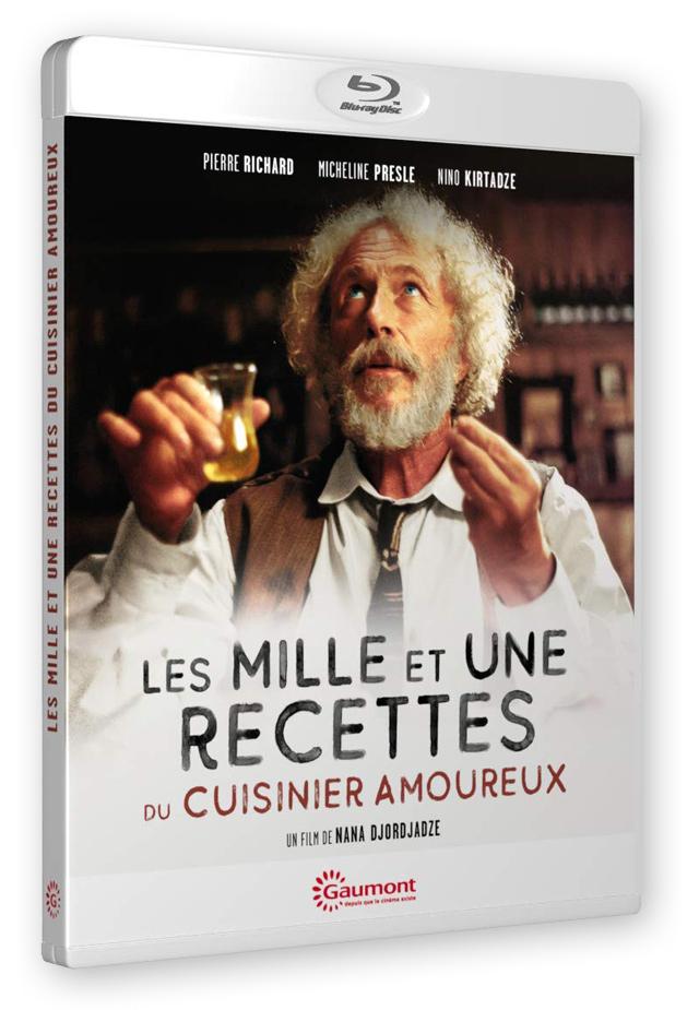 Les Mille et une recettes du cuisinier amoureux (Nana Djordjadze, 1996) - Blu-ray