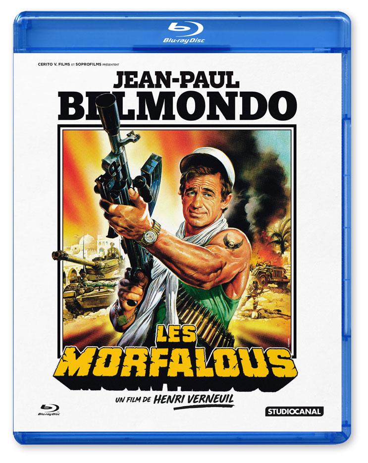 Les Morfalous (Henri Verneuil, 1984) - Blu-ray