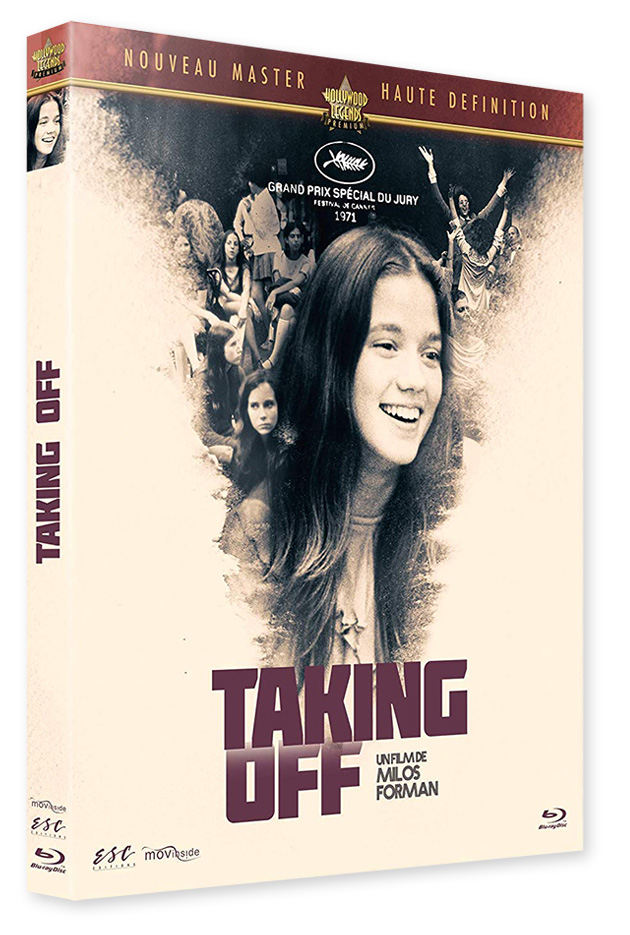 Taking Off (Milos Forman, 1971) - Blu-ray