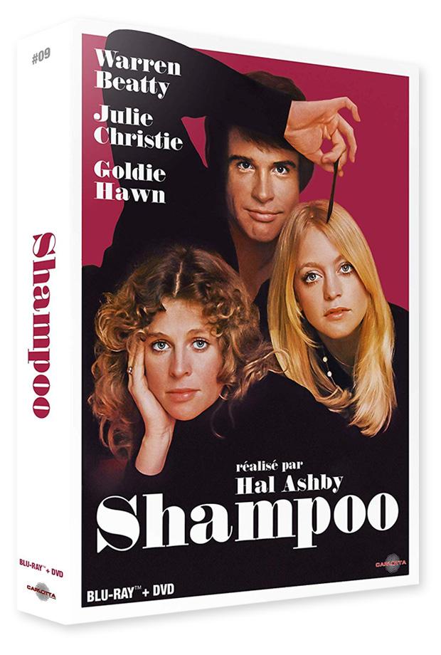 Shampoo (Hal Ashby, 1975) - DVD/Blu-ray