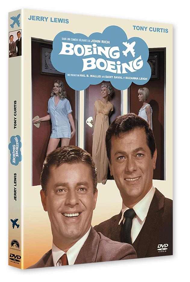 Boeing Boeing de John Rich - DVD