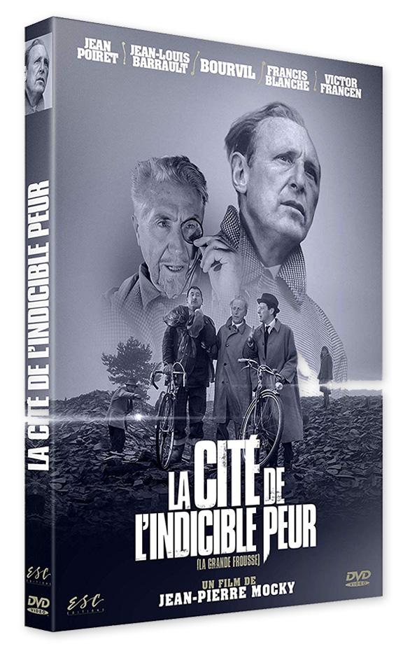 La Cité de l'indicible peur (Jean-Pierre Mocky, 1964) - DVD
