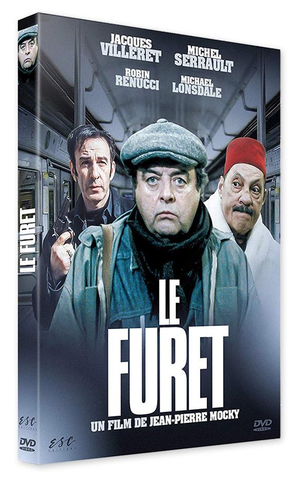 Le Furet (Jean-Pierre Mocky, 2003) - DVD