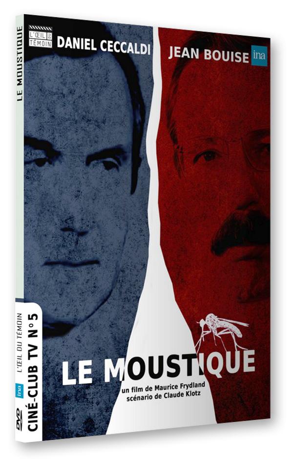Le Moustique de Maurice Frydland (L'Œil du témoin) - DVD