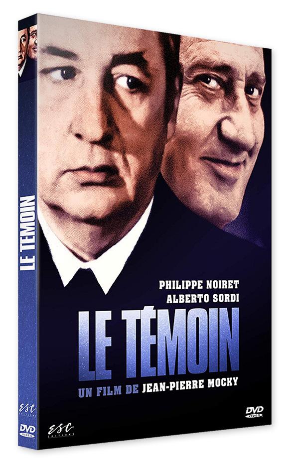 Le Témoin (Jean-Pierre Mocky, 1978) - DVD