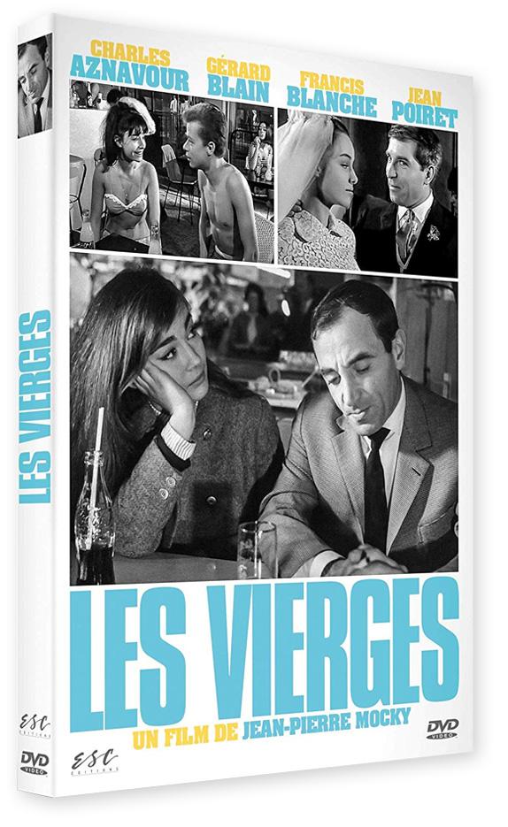 Les Vierges (Jean-Pierre Mocky, 1963) - DVD