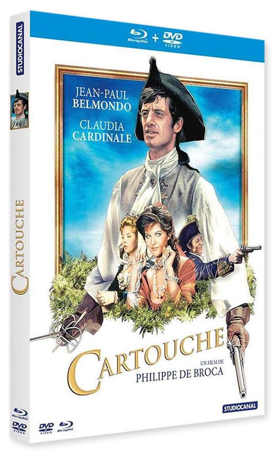 Cartouche (Philippe de Broca, 1962) - DVD/Blu-ray