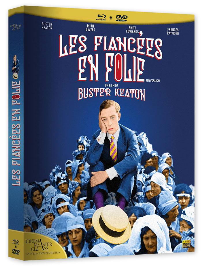 Les Fiancées en folie (Buster Keaton, 1921) - DVD/Blu-ray