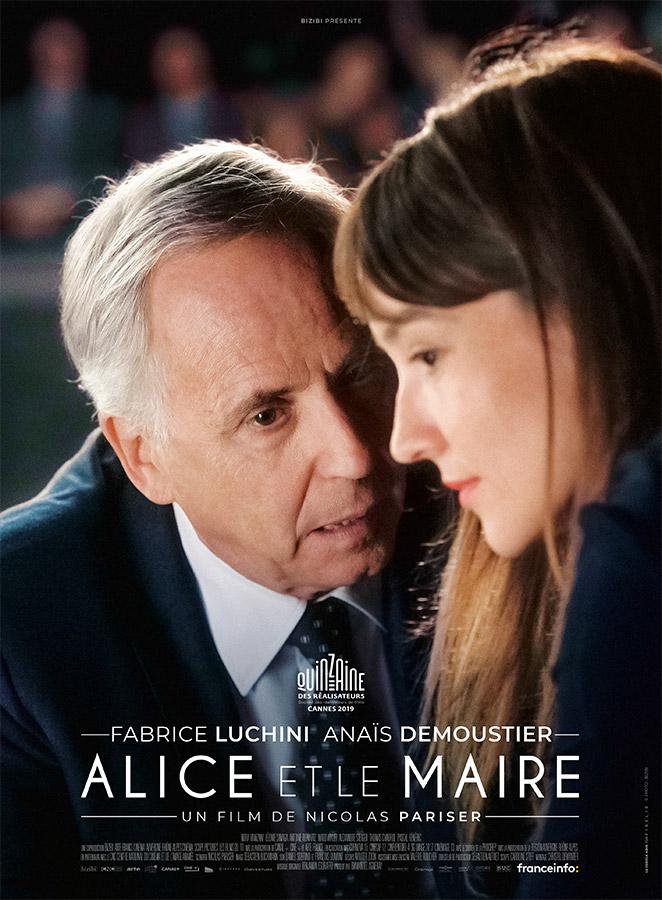 Alice et le maire (Nicolas Pariser, 2019)