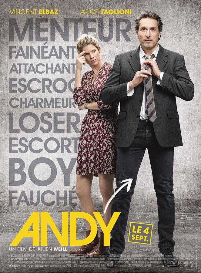 Andy (Julien Weill, 2019)