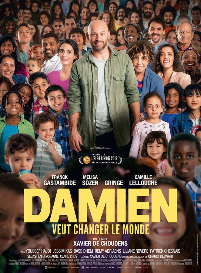 Damien veut changer le monde (Xavier De Choudens, 2019)