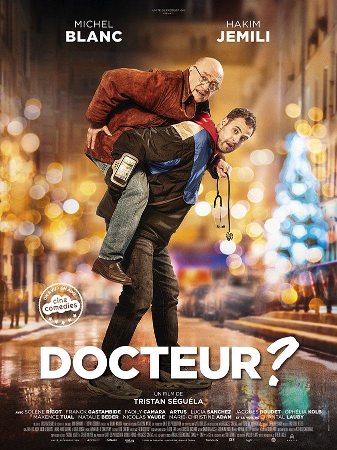 Docteur ? (Tristan Séguéla, 2019)