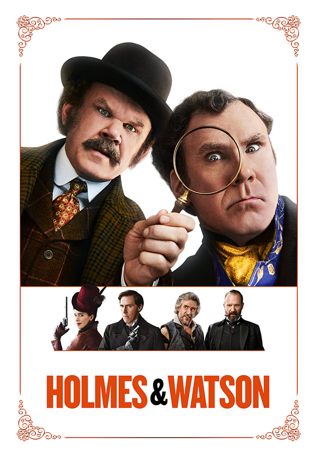 Holmes & Watson (Etan Cohen, 2019)