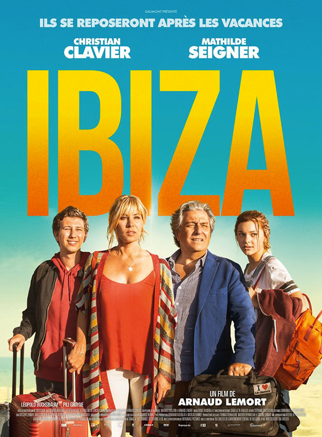 Ibiza (Arnaud Lemort, 2019)