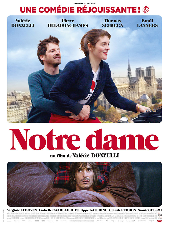 Notre dame (Valérie Donzelli, 2019)