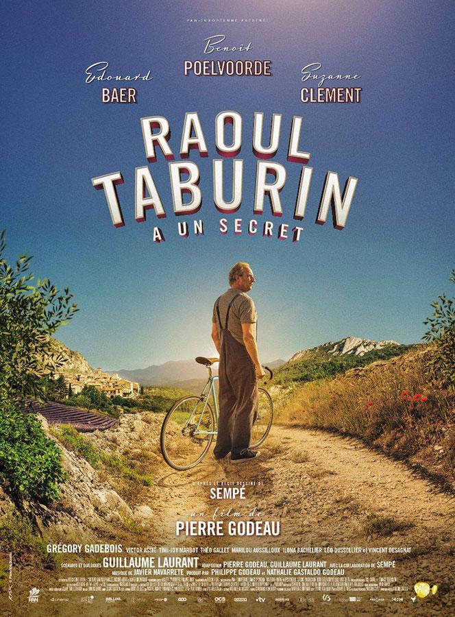 Raoul Taburin a un secret (Pierre Godeau, 2019)