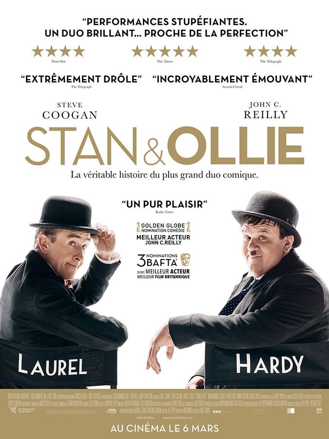 Stan & Ollie (Jon S. Baird, 2019)