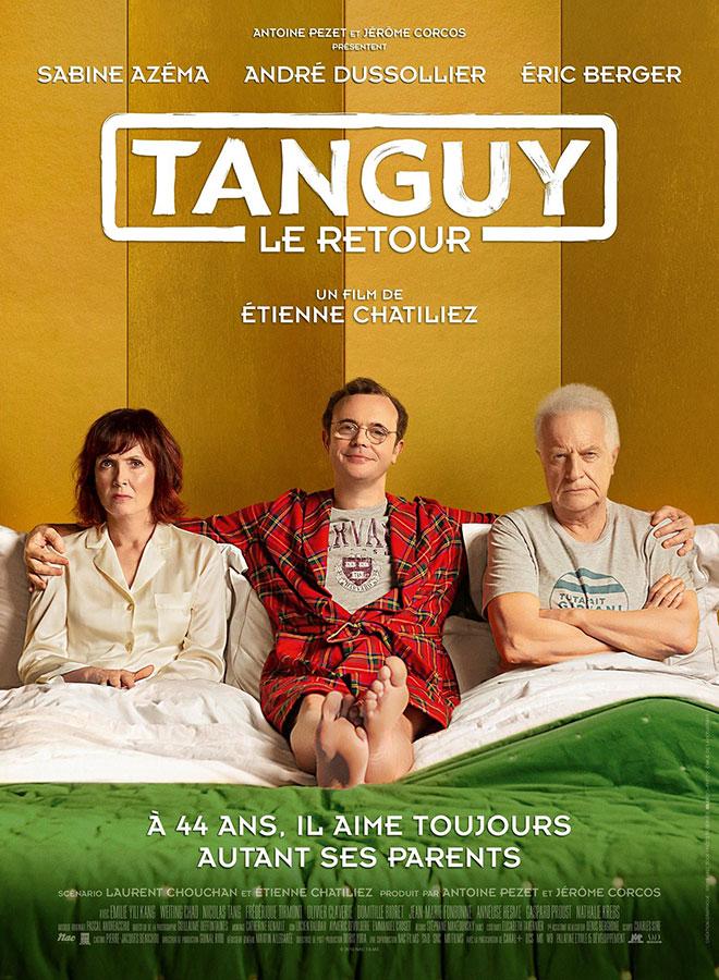 Tanguy, le retour (Étienne Chatiliez, 2019)