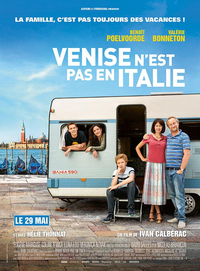 Venise n'est pas en Italie (Ivan Caldérac, 2019)