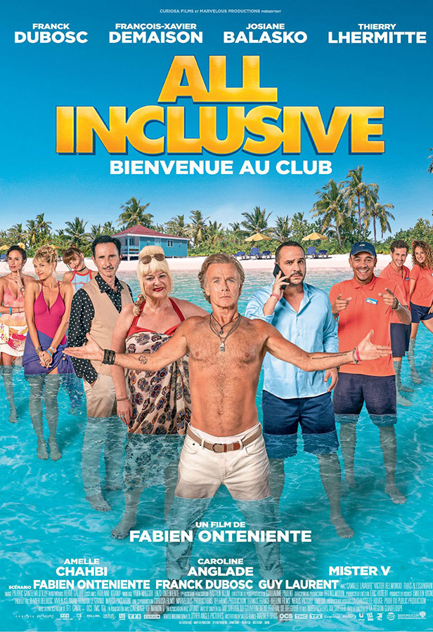 All Inclusive (Fabien Onteniente, 2019)
