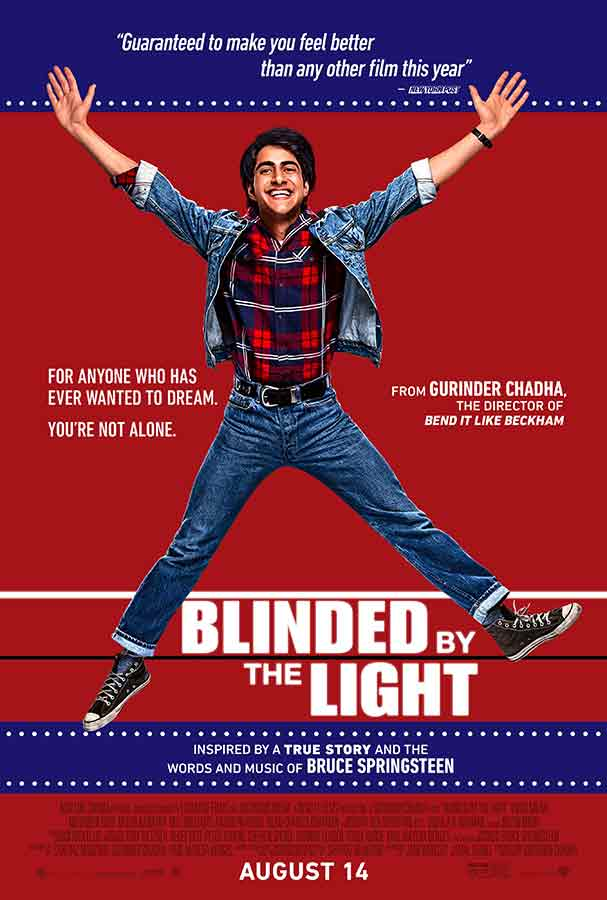 Music of my life (Blinded By The Light) de Gurinder Chadha (2019)