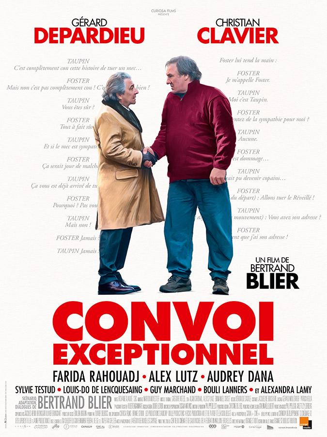 Convoi exceptionnel (Bertrand Blier, 2019)