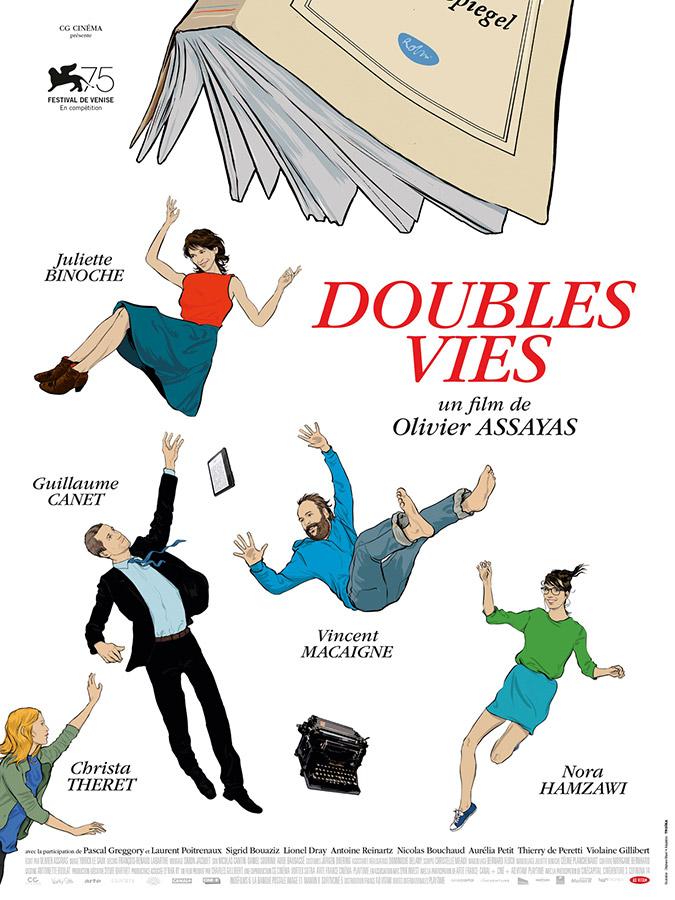 Doubles vies (Olivier Assayas, 2019)