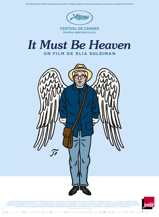 It must be Heaven (Elia Suleiman, 2019)