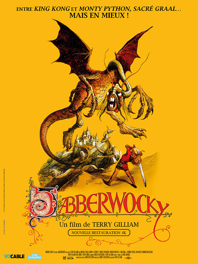 Jabberwocky (Terry Gilliam, 2019)