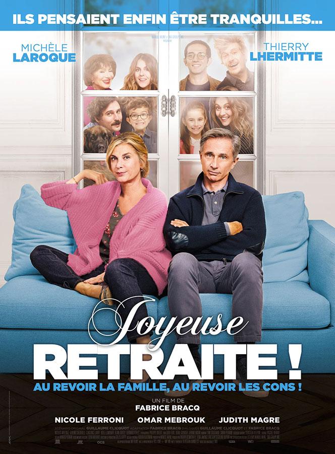 Joyeuse retraite (Fabrice Bracq, 2019)