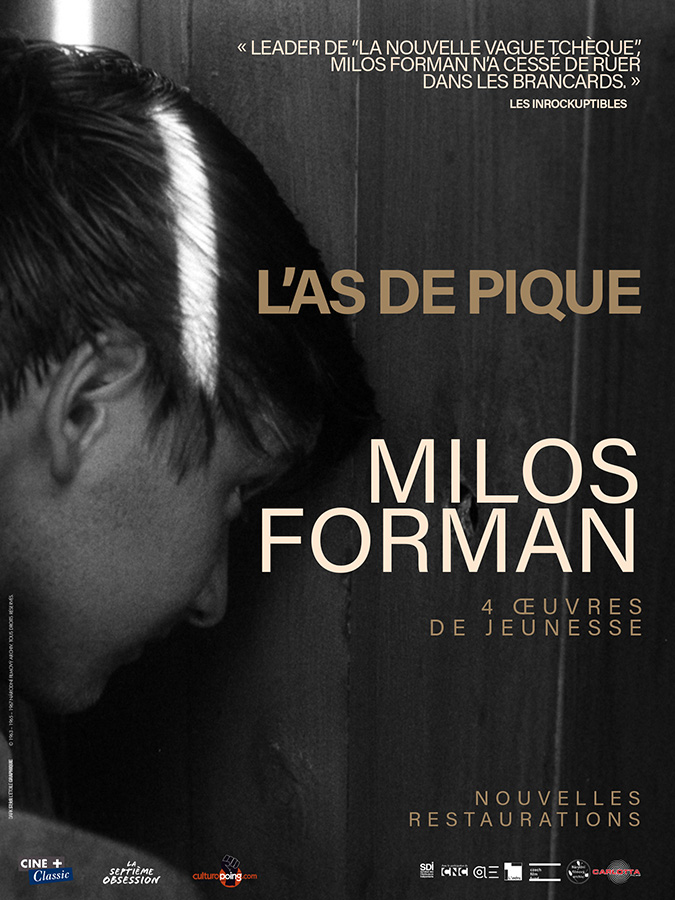 L'As de pique (Cerný Petr) de Milos Forman (1964)