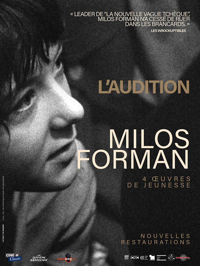 L'Audition (Konkurs) de Milos Forman (1963)