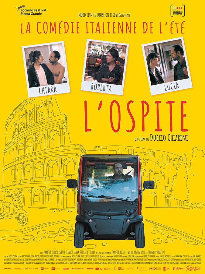 L'Ospite (Duccio Chiarini, 2019)