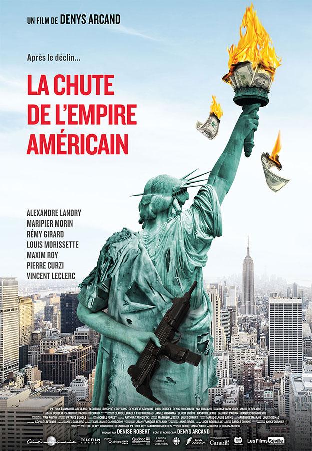 La Chute de l'Empire américain (Denys Arcand, 2019)