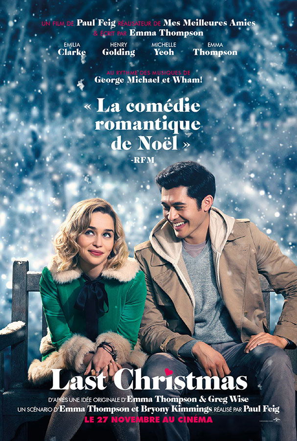 Last Christmas (Paul Feig, 2019)