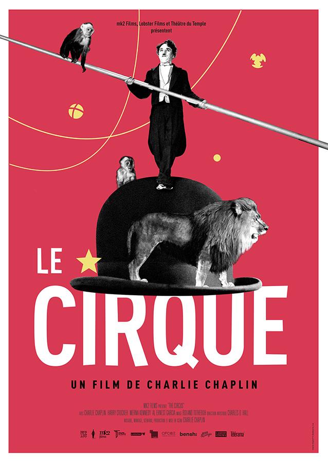 Le Cirque (Charlie Chaplin, 1928)