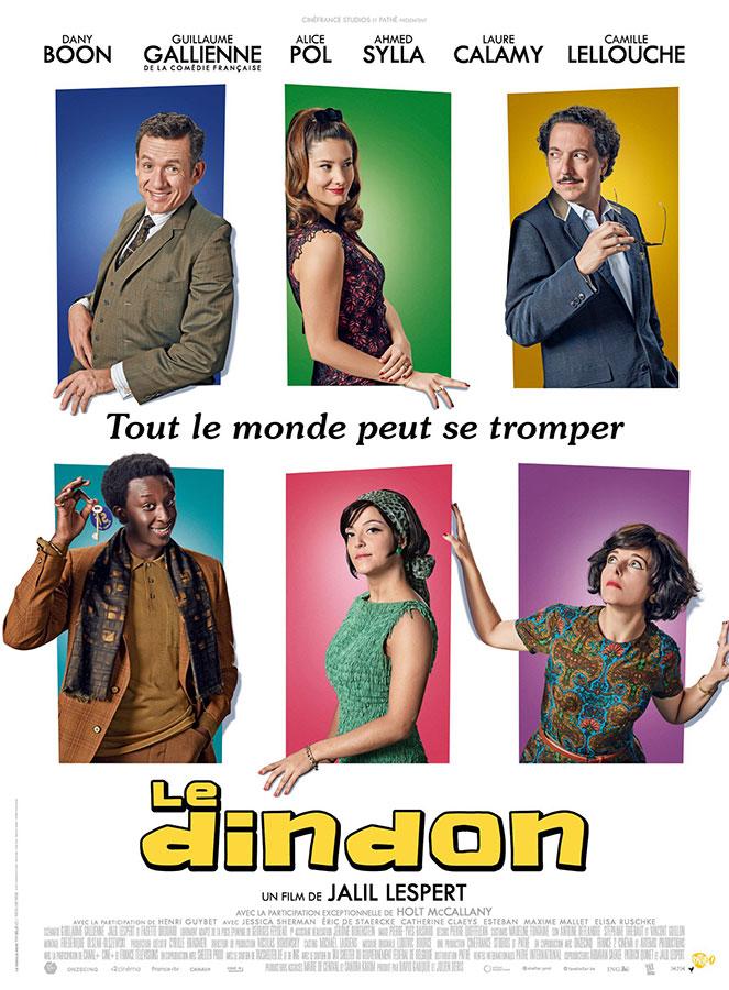 Le Dindon (Jalil Lespert, 2019)