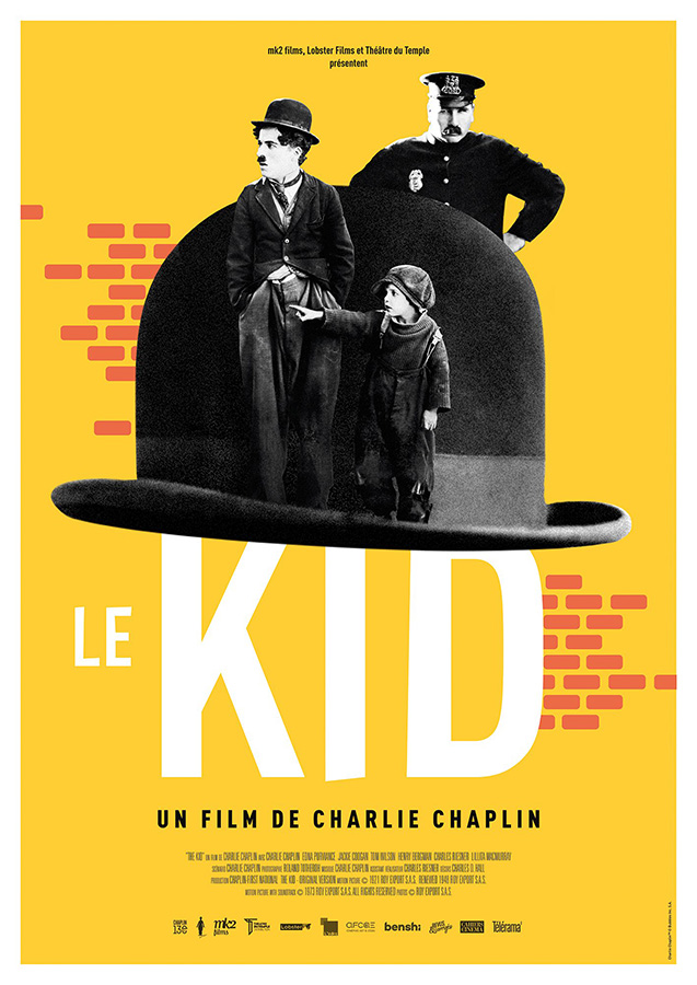 Le Kid (The Kid) de Charlie Chaplin (1921)