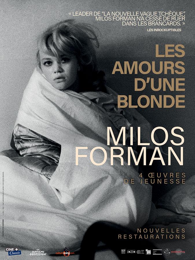 Les Amours d'une blonde (Lasky Jedne Plavovlasky) de Milos Forman (1965)